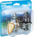 Set figurine Playmobil Knights - Cavaleri rivali (6847)