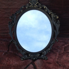 Oglinda metalica /zamac de perete !!!
