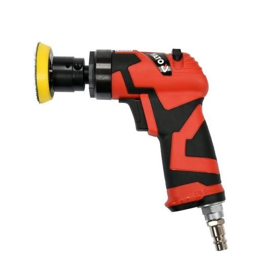 Slefuitor pneumatic, Yato YT-09730, 50 mm, excentric 2.5mm Mania Tools