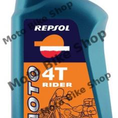 MBS Ulei Repsol Rider 4T 20W50 1 L, Cod Produs: 004773
