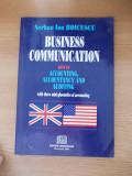 Cumpara ieftin BUSINESS COMMUNICATION-SERBAN ION BOICESCU-R6B