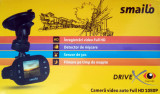 DVR auto Smailo DRIVE - video Full HD, foto 12 MP, IR, unghi 120 grade