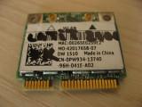 Cumpara ieftin Placa wireless laptop Dell Latitude 2100, DW1510, 0PW934, Broadcom BCM94322HM8L