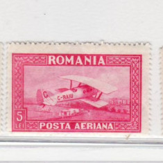 Romania   1928   C.RAIU     filigran  orizontal