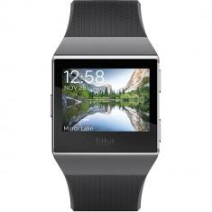 Smartwatch Ionic + GPS Negru, Fitbit