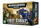 Warhammer 40000 : First Strike (starter set)