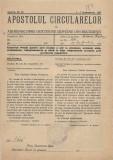 Apostolul circularelor nr 33, 1937 Arhiepiscopia Ortodoxa Romana