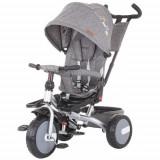 Cumpara ieftin Tricicleta Largo cu Sezut Reversibil, Colectia 2020 Graphite, Chipolino