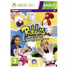 Rabbids Invasion Kinect XB360