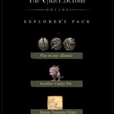 The Elder Scrolls Online Tamriel Unlimited + Explorers Pack PC