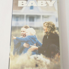 Caseta video VHS originala film tradus Ro - Baby