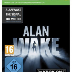 Alan Wake Complete Xbox One