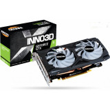 Placa video INNO3D nVidia GeForce GTX 1660 Ti TWIN X2 OC RGB 6GB GDDR6 192bit