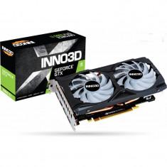 Placa video INNO3D nVidia GeForce GTX 1660 Ti TWIN X2 OC RGB 6GB GDDR6 192bit foto