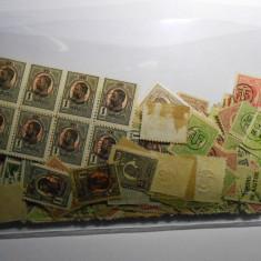 Diverse timbre de ajutor si pttff Ferdinand, cca 150 bucati, nestampilate