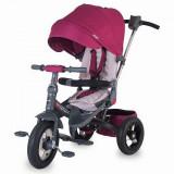 Cumpara ieftin Tricicleta multifunctionala Coccolle Corso Violet