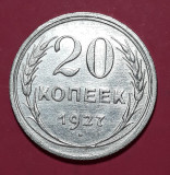 A5598 Rusia 20 kopecks kopeks 1927