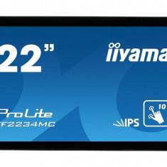 Monitor Iiyama ProLite TF2234MC 21.5 inch 8ms Black