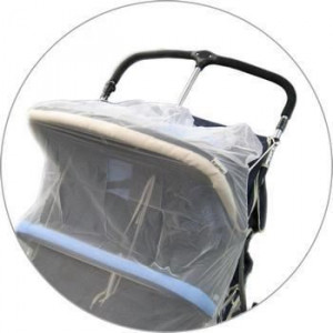 Plasa insecte universala pentru carucioare sport si carucioare duble, Reer 1240 Children SafetyCare