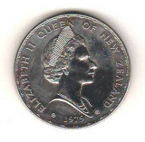 SV  * NOUA ZEELANDA     ONE DOLAR 1979         UNC