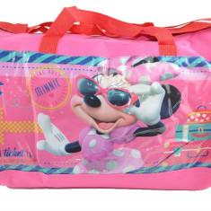 Geanta de voiaj pentru fetite cu imprimeu Disney Minnie Mouse AHD15009-MM, Ticlam