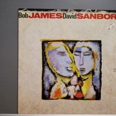 David Sanborn & Bob James – Double Vision (1986/Warner/France)- Vinil/Impecabil