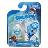 Cumpara ieftin Set 2 Strumfi- Hefty Smurf si Smurfstorm
