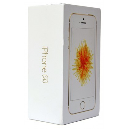 Cutie (Ambalaj) Original Apple iPhone SE 64Gb Gri