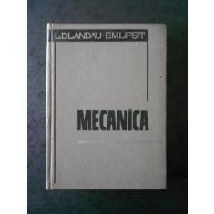 L. D. LANDAU, E. M. LIFSIT - MECANICA (1966, editie cartonata)
