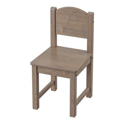 Scaun pentru copii, 55 x 29 x 28 cm, 3 ani+, Maro foto