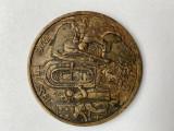 Medalie regalista - Monetaria Nationala a Romaniei - 1935 - 1945