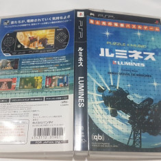 [PSP] LUMINES Puzzle X Music - JAPAN - joc original Playstation Portable Japan