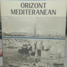 Orizont mediteranean – Serban Gheorghiu