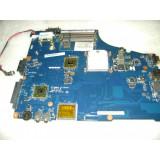 Placa de baza laptop Toshiba Satellite L450 model NBWAE LA-5831P defecta
