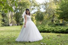Rochie de mireasa Elegance foto
