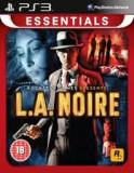 Joc PS3 LA Noire Essentials