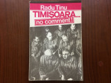 timisoara no comment radu tinu editura paco 1994 carte istorie revolutia romana