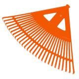 GREBLA PLASTIC EVANTAI 610MM / 24 DINTI / COLORATA