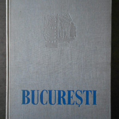 Bucuresti * Album (1957, fotografii de Aurel Bauh)