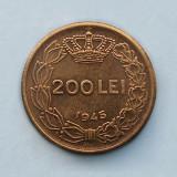 ROMANIA  -  200 Lei 1945