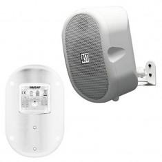 Boxa sonorizare linie, 4 inch, 100 V, 25 W, alb