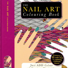 The Nail Art Colouring Book