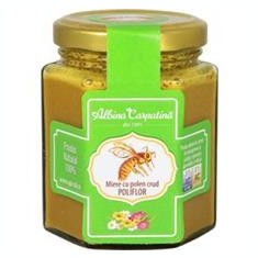 Miere Polen Crud Poliflor Apicola 230gr Cod: appg00068