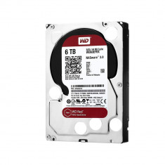 Hard Disk desktop WESTERN DIGITAL Red WD60EFRX. 6TB. 5400rpm. 64MB. SATA3