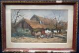 Nemeth Gyorgy (1890-1962) - Casa la tara