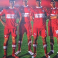 Fotografie, carte postala fotbal originala / Dinamo Bucuresti