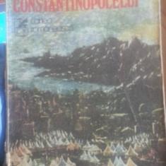 Caderea Constantonopolelui – Vintila Corbul