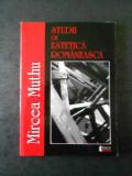 MIRCEA MUTHU - STUDII DE ESTETICA ROMANEASCA