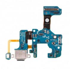 Banda Flex Placa Circuit Conector Incarcare Samsung Galaxy Note 8 N950F