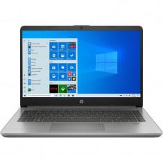 Laptop HP 340S G7 14 inch FHD Intel Core i5-1035G1 8GB DDR4 256GB SSD AX FPR Windows 10 Pro Silver